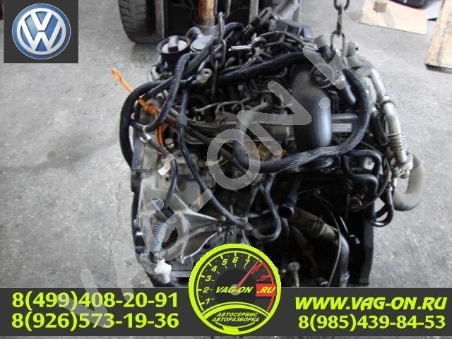 Двигатель Volkswagen CRAFTER